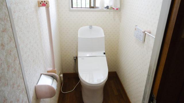 Y様 トイレ